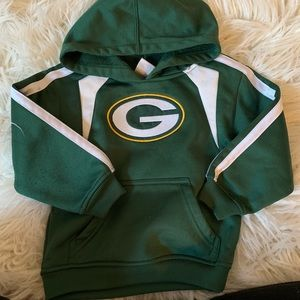Other - Toddler 2T Packers Hoodie